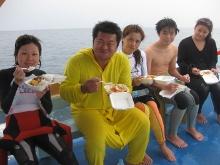 タオ島 ダイビング セイルロックトリップ