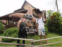 タオ島 ダイビング 講習4