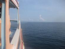 タオ島 海 べた凪
