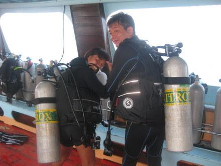 タオ島ダイビング SPエンリッチ