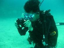 タオ島ダイビング AOW講習フォト