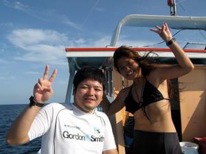 タオ島ダイビング ぱんぱんず