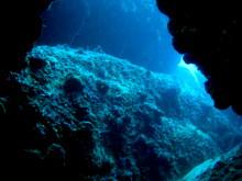 タオ島 ダイビング グリーンロック スイムスルー