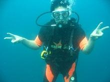 タオ島 ダイビング 水中写真