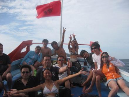 2011年8月2日ボート