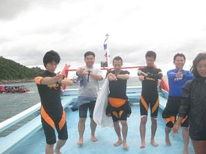 タオ島 アジアダイバーズ オープンウォーター1