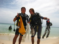 タオ島 ダイビング IDC