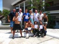 タオ島 ダイビング インストラクター試験 IE