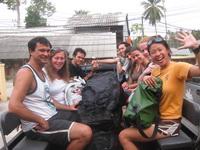 タオ島 ダイビング タクシー