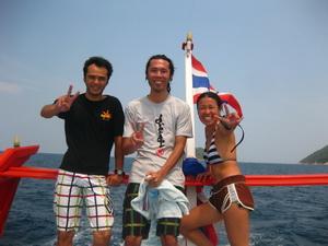 タオ島ダイビング 講習