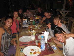 タオ島 ダイビング パーティー