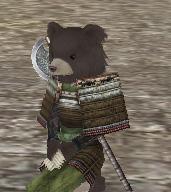 クマ武者2