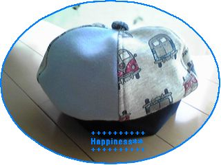 フリマ*ニット帽
