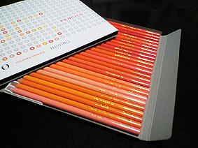 500色の色えんぴつ20110109