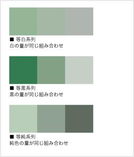 色彩調和320110204