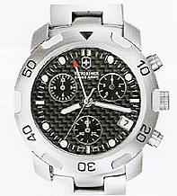 AFTプロダクト6カーボン腕時計20111105