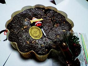 クリスマスケーキ20111224