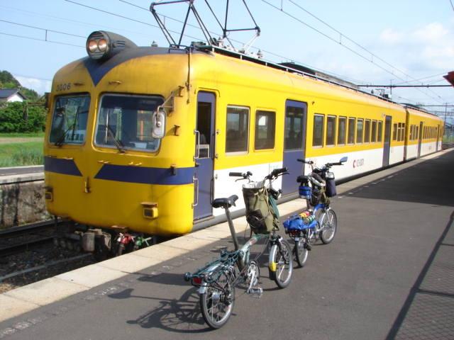 POTTERINGFUN ~自転車のある風景 ...