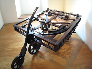 自動車の原型