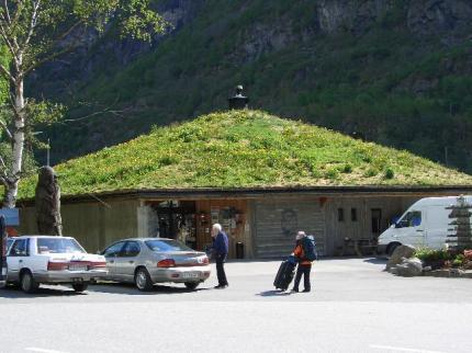 屋根はガーデン