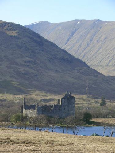 FraochEilean Castle