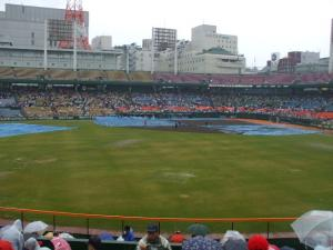広島市民球場(2009/3/22)