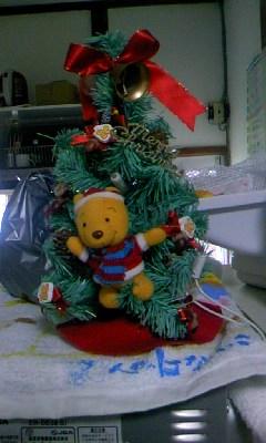 クリスマスツリー☆無灯