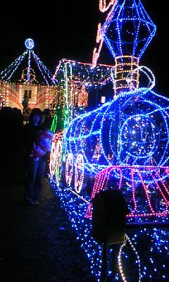 12月25日ドリミネーション2008:汽車2