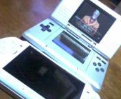 DS(旧型)&PSP
