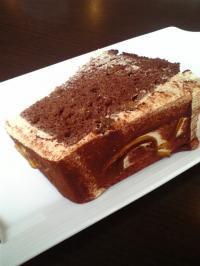 ゴボウのケーキ