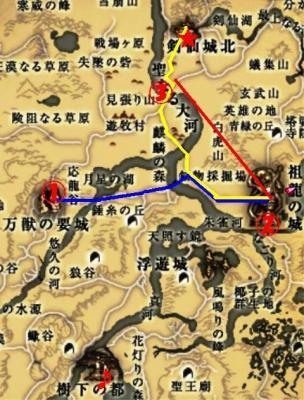 開催マップ
