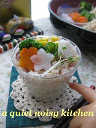 ひな祭りご飯2