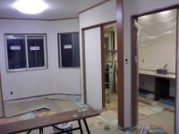 080928 子供部屋 塗り