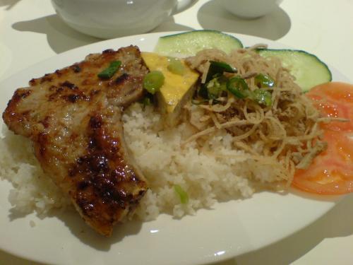 combination broken rice