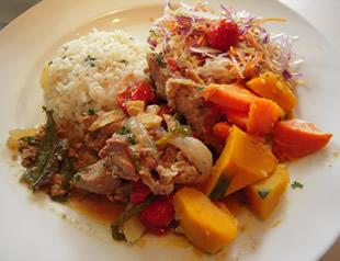 カリオカ ブラジル料理