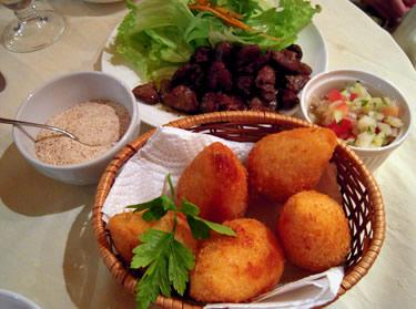 イーリャブランカ ブラジル料理