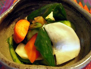 梅酒 梅 胡瓜 漬物