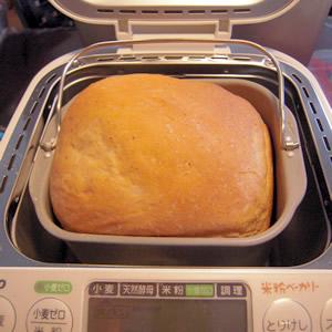 ホームベーカリー パン