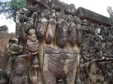 カンボジア 旅行 アンコール遺跡