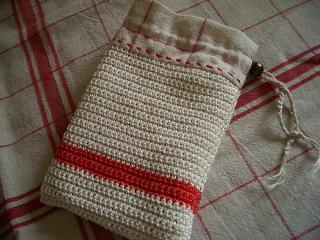 ヘンプ巾着1