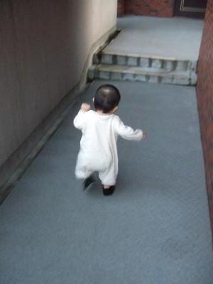 階段ーー!