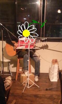 ギターお披露目(2回目)