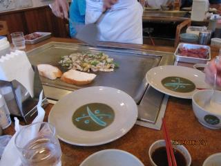 ステーキハウス朝日レストラン1