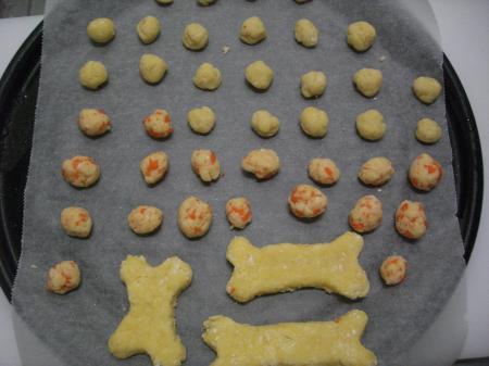 カルシウムクッキー
