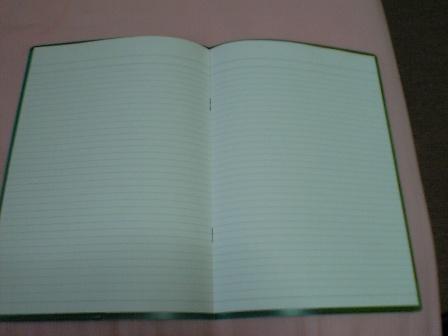 実はノート!!