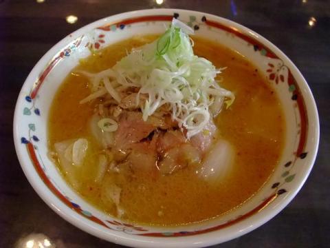 狼スープ(味噌ラーメン)