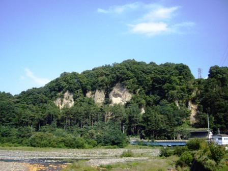 羽根尾城・鎌原城 082