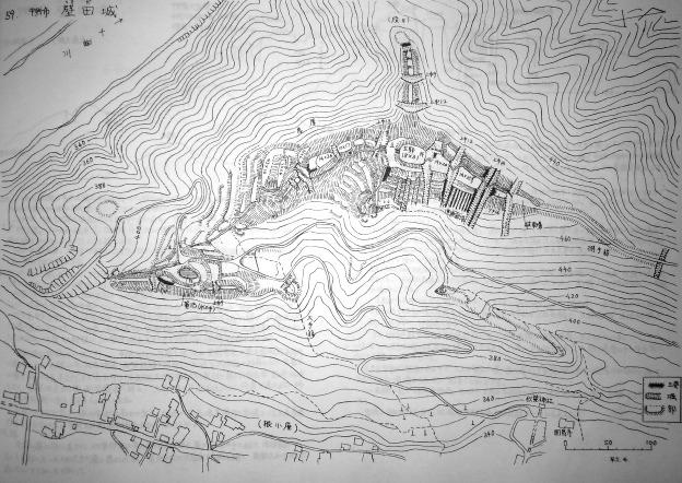 図解 山城探訪 第十二集 高井資料編 133