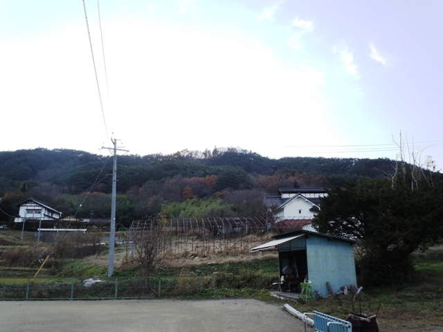 西条城(筑北村) (57)