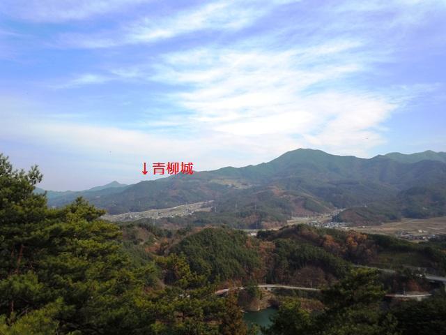 西条城(筑北村) (4)